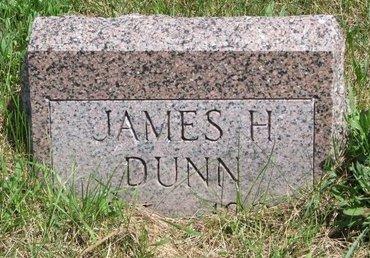 DUNN, JAMES H. - Turner County, South Dakota | JAMES H. DUNN - South Dakota Gravestone Photos