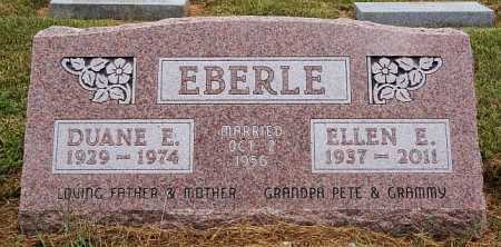 LOUNSBERY EBERLE, ELLEN ELAINE - Turner County, South Dakota | ELLEN ELAINE LOUNSBERY EBERLE - South Dakota Gravestone Photos