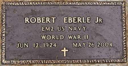 EBERLE, ROBERT JR. - Turner County, South Dakota | ROBERT JR. EBERLE - South Dakota Gravestone Photos