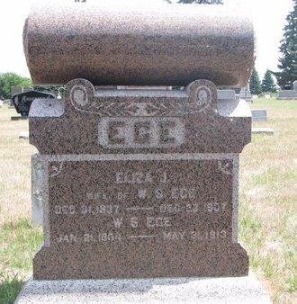 EGE, ELIZA J. - Turner County, South Dakota | ELIZA J. EGE - South Dakota Gravestone Photos