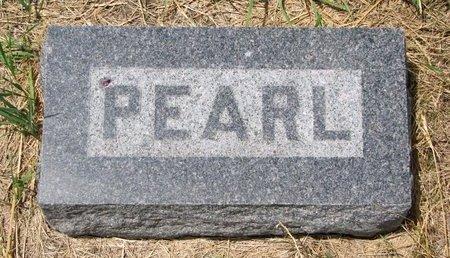 EICHER, PEARL BELLE - Turner County, South Dakota | PEARL BELLE EICHER - South Dakota Gravestone Photos