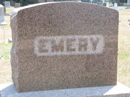 EMERY, *FAMILY MONUMENT - Turner County, South Dakota | *FAMILY MONUMENT EMERY - South Dakota Gravestone Photos