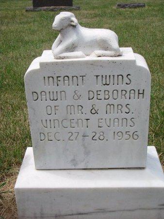 EVANS, DEBORAH - Turner County, South Dakota | DEBORAH EVANS - South Dakota Gravestone Photos