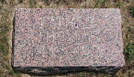 FINLEY, THOMAS - Turner County, South Dakota   THOMAS FINLEY - South Dakota Gravestone Photos