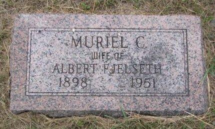FJELSETH, MURIEL C. - Turner County, South Dakota | MURIEL C. FJELSETH - South Dakota Gravestone Photos