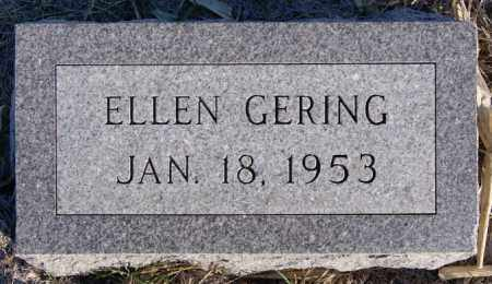 GERING, ELLEN - Turner County, South Dakota | ELLEN GERING - South Dakota Gravestone Photos