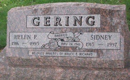 GERING, HELEN P. - Turner County, South Dakota | HELEN P. GERING - South Dakota Gravestone Photos