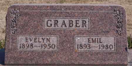 GRABER, EMIL - Turner County, South Dakota | EMIL GRABER - South Dakota Gravestone Photos