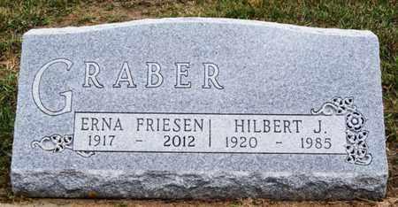 FRIESEN GRABER, ERNA - Turner County, South Dakota | ERNA FRIESEN GRABER - South Dakota Gravestone Photos