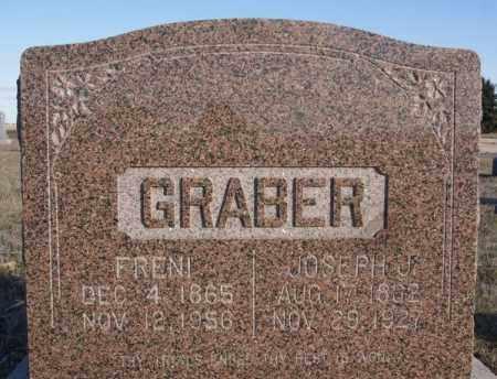 GRABER, JOSEPH J - Turner County, South Dakota | JOSEPH J GRABER - South Dakota Gravestone Photos
