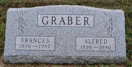 GRABER, ALFRED - Turner County, South Dakota   ALFRED GRABER - South Dakota Gravestone Photos