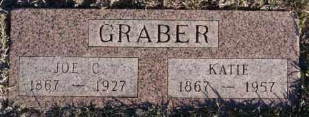 GRABER, JOE C - Turner County, South Dakota | JOE C GRABER - South Dakota Gravestone Photos