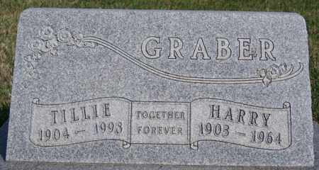 GRABER, HARRY - Turner County, South Dakota | HARRY GRABER - South Dakota Gravestone Photos