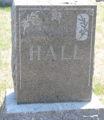 HALL, *FAMILY MONUMENT - Turner County, South Dakota | *FAMILY MONUMENT HALL - South Dakota Gravestone Photos