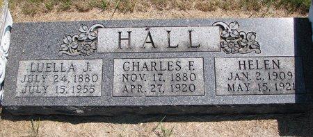 HALL, LUELLA J. - Turner County, South Dakota | LUELLA J. HALL - South Dakota Gravestone Photos