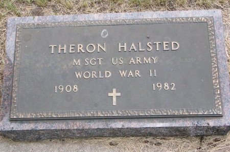 HALSTED, THERON - Turner County, South Dakota | THERON HALSTED - South Dakota Gravestone Photos