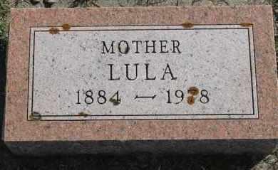 HANSEN, LULA - Turner County, South Dakota | LULA HANSEN - South Dakota Gravestone Photos