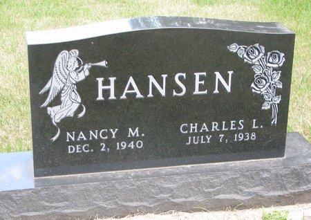 HANSEN, NANCY M. - Turner County, South Dakota | NANCY M. HANSEN - South Dakota Gravestone Photos