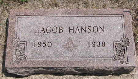 HANSON, JACOB - Turner County, South Dakota | JACOB HANSON - South Dakota Gravestone Photos