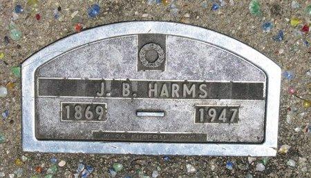 HARMS, J.B. - Turner County, South Dakota | J.B. HARMS - South Dakota Gravestone Photos