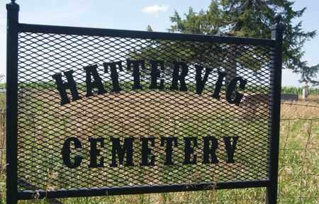 *HATTERVIG, SIGN - Turner County, South Dakota   SIGN *HATTERVIG - South Dakota Gravestone Photos