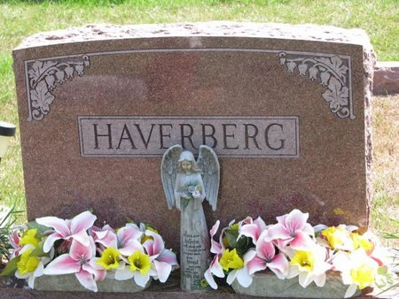 HAVERBERG, *FAMILY MONUMENT - Turner County, South Dakota | *FAMILY MONUMENT HAVERBERG - South Dakota Gravestone Photos