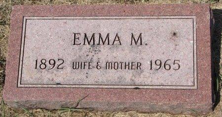 HAVERBERG, EMMA M. - Turner County, South Dakota | EMMA M. HAVERBERG - South Dakota Gravestone Photos