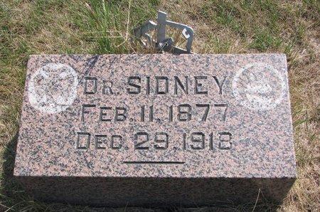HEADLEY, SIDNEY (DR.) - Turner County, South Dakota   SIDNEY (DR.) HEADLEY - South Dakota Gravestone Photos
