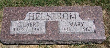 HELSTROM, MARY - Turner County, South Dakota | MARY HELSTROM - South Dakota Gravestone Photos