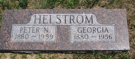 HELSTROM, PETER N. - Turner County, South Dakota | PETER N. HELSTROM - South Dakota Gravestone Photos