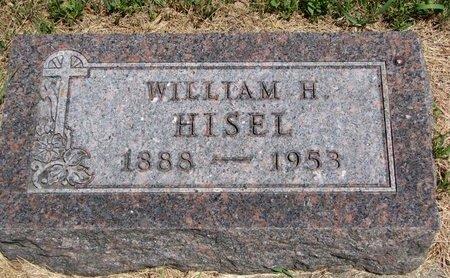 HISEL, WILLIAM H. - Turner County, South Dakota | WILLIAM H. HISEL - South Dakota Gravestone Photos