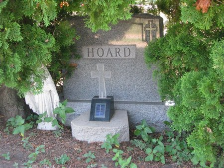 HOARD, *FAMILY MONUMENT - Turner County, South Dakota | *FAMILY MONUMENT HOARD - South Dakota Gravestone Photos