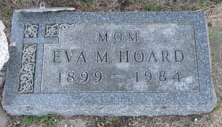 HOARD, EVA M. - Turner County, South Dakota | EVA M. HOARD - South Dakota Gravestone Photos