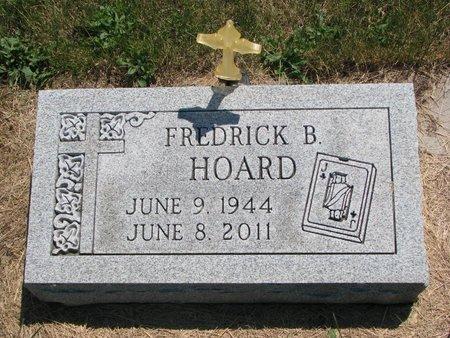 HOARD, FREDRICK B. - Turner County, South Dakota | FREDRICK B. HOARD - South Dakota Gravestone Photos