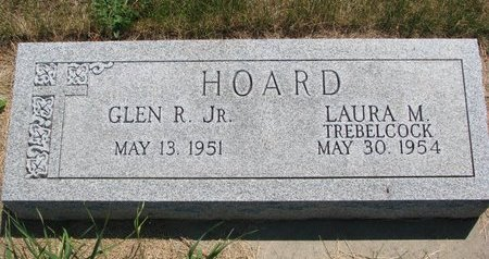 HOARD, LAURA M. - Turner County, South Dakota | LAURA M. HOARD - South Dakota Gravestone Photos
