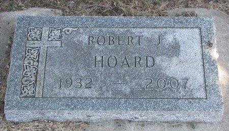 HOARD, ROBERT J. - Turner County, South Dakota   ROBERT J. HOARD - South Dakota Gravestone Photos