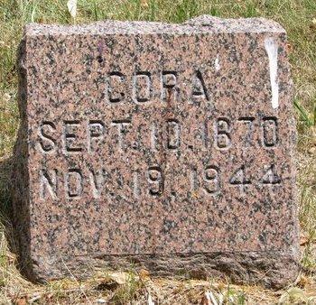 HOLMBERG, DORA - Turner County, South Dakota | DORA HOLMBERG - South Dakota Gravestone Photos