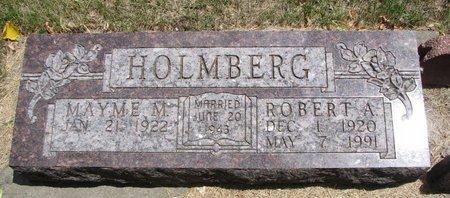 HOLMBERG, MAYME M. - Turner County, South Dakota | MAYME M. HOLMBERG - South Dakota Gravestone Photos