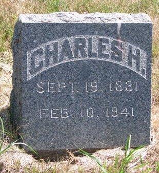 HORNBECK, CHARLES H. - Turner County, South Dakota | CHARLES H. HORNBECK - South Dakota Gravestone Photos