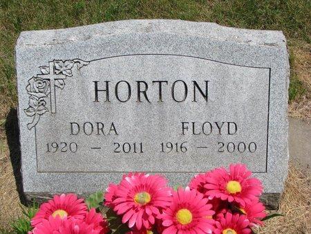 HORTON, FLOYD - Turner County, South Dakota | FLOYD HORTON - South Dakota Gravestone Photos