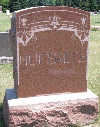 HUFSMITH, *FAMILY MONUMENT - Turner County, South Dakota   *FAMILY MONUMENT HUFSMITH - South Dakota Gravestone Photos