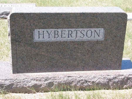 HYBERTSON, *FAMILY MONUMENT - Turner County, South Dakota | *FAMILY MONUMENT HYBERTSON - South Dakota Gravestone Photos