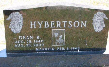 HYBERTSON, DEAN R. - Turner County, South Dakota | DEAN R. HYBERTSON - South Dakota Gravestone Photos