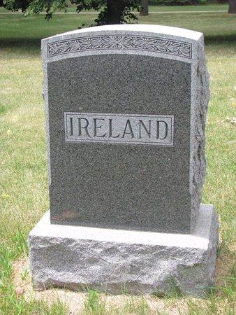IRELAND, *FAMILY MONUMENT - Turner County, South Dakota | *FAMILY MONUMENT IRELAND - South Dakota Gravestone Photos