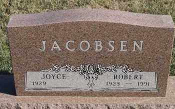 JACOBSEN, ROBERT - Turner County, South Dakota | ROBERT JACOBSEN - South Dakota Gravestone Photos