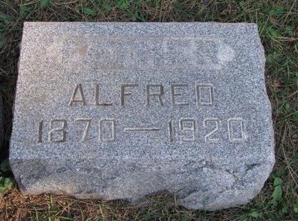 JENSEN, ALFRED - Turner County, South Dakota | ALFRED JENSEN - South Dakota Gravestone Photos