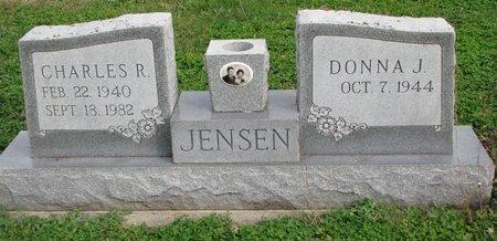 JENSEN, DONNA J. - Turner County, South Dakota | DONNA J. JENSEN - South Dakota Gravestone Photos