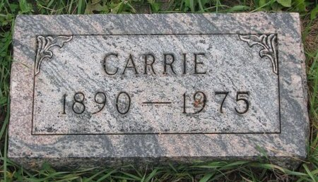 JENSEN, CARRIE - Turner County, South Dakota | CARRIE JENSEN - South Dakota Gravestone Photos