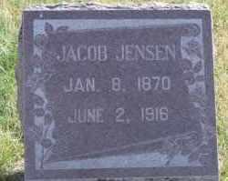 JENSEN, JACOB - Turner County, South Dakota | JACOB JENSEN - South Dakota Gravestone Photos