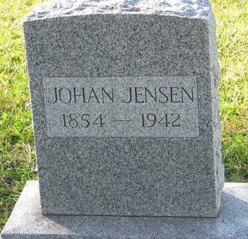 JENSEN, JOHAN - Turner County, South Dakota | JOHAN JENSEN - South Dakota Gravestone Photos